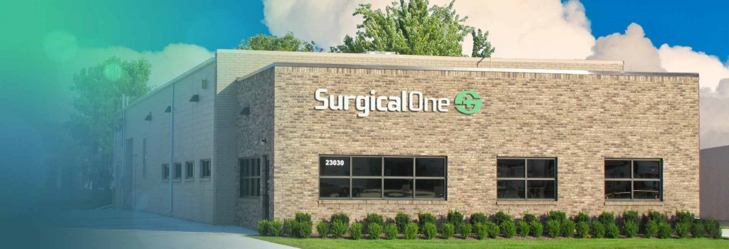 The SurgicalOne Main Office in St. Clair Shores Michigan