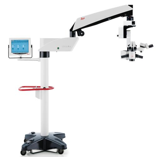 Leica M844f40 Ophthalmology Surgical Microscope