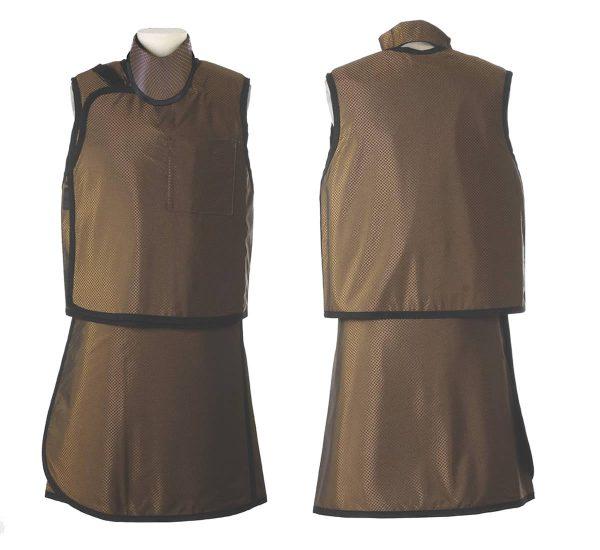 Standard Vest and Skirt