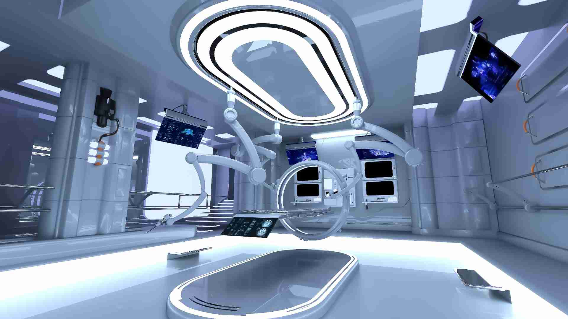 Surgical Suite of Tomorrow