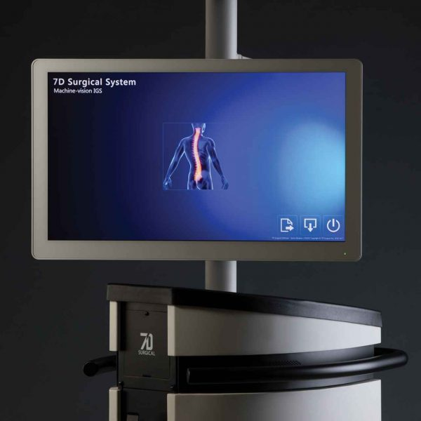 7D Surgical Monitor SurgicalOne