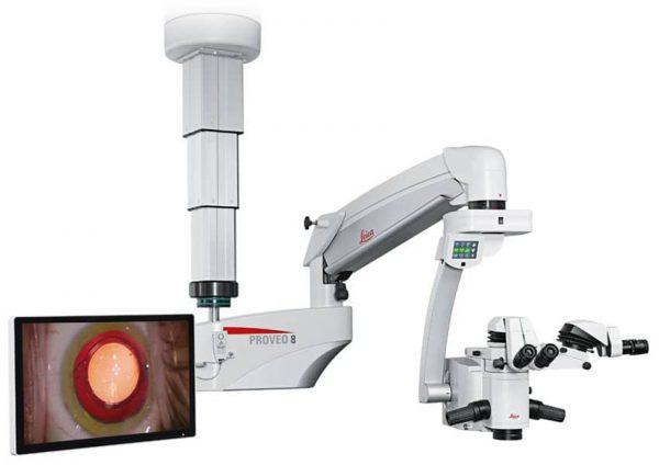 Proveo 8 Adaptable Microscope SurgicalOne