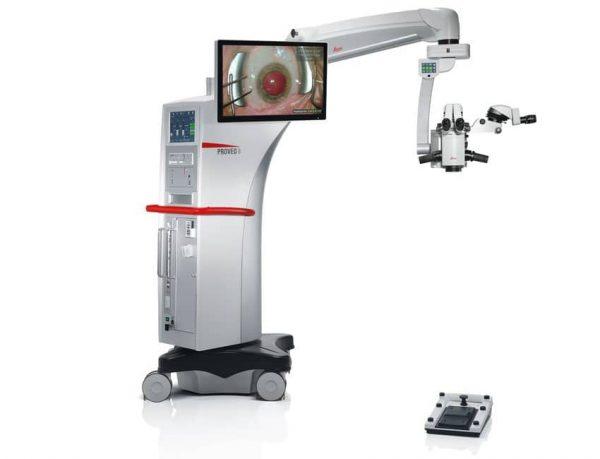 Proveo 8 Surgical Microscope