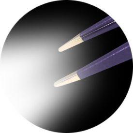 Koag Illuminated Disposable Bipolar Forceps Close up