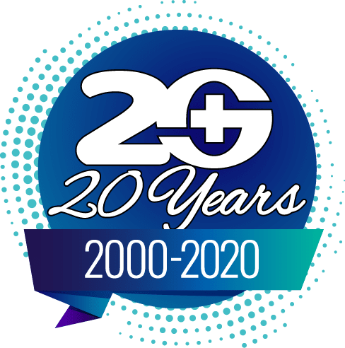 SurgicalOne 20th Logo